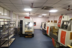 CNC Machine lab Mini tool room
