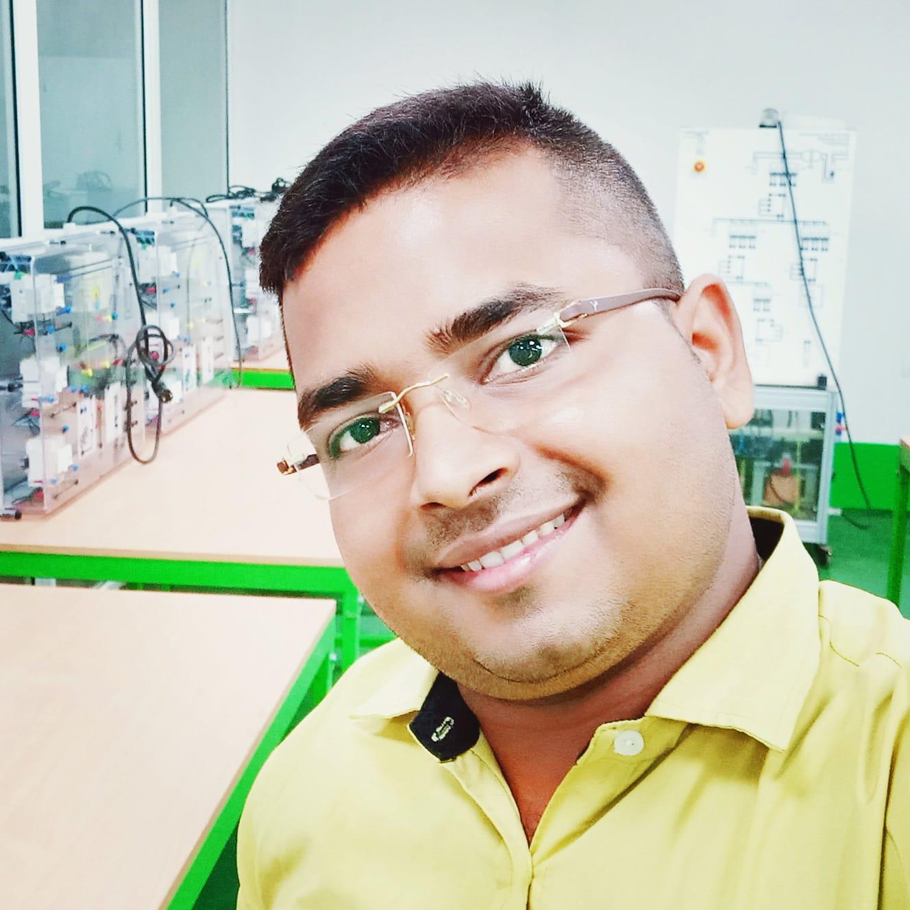 SRI PRANAKRUSHNA BHUYAN